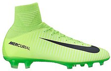 Greenflash JrMercurial V Superfly Fg Electric Nike Limewhite uOPZTkwiXl