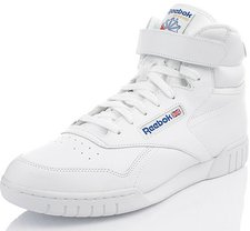 99154c9771393 REEBOK EX-O-FIT HI HERRENSCHUHE SNEAKER WEISS LEDER SALE HIGH TOP 3477 (