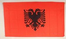 Griechenland Flagge 250 x 150 cm wetterfest Fahne Ösen Außen große Hissflagge