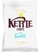 Kettle Foods Chips Sea Salt (150 g)