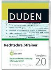 Duden Rechtschreibtrainer 2.0 (Win/Mac/Linux) (DE)