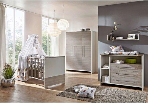 Schardt kinderzimmer  Schardt Kinderzimmer Eco silber (3-türig) Preisvergleich ab 703,39 €