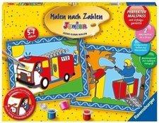 Ravensburger Malen nach Zahlen Die Feuerwehr