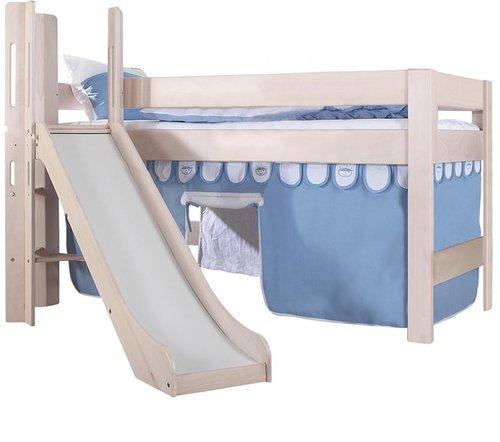 relita spielbett leo mit rutsche ab 440 68 im preisvergleich kaufen. Black Bedroom Furniture Sets. Home Design Ideas