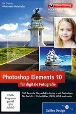 Galileo Press Photoshop Elements 10 für digital...