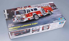 Trumpeter American LaFrance Eagle Fire Pumper 2002