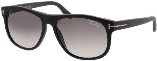 Tom Ford Herren Sonnenbrille »Olivier FT0236«, schwarz, 05B - schwarz/grau