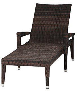 siena garden braga gartenliege polyrattan preisvergleich ab 200. Black Bedroom Furniture Sets. Home Design Ideas