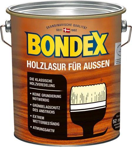bondex holzschutzlasur 4 l div dekore preisvergleich ab 34 75. Black Bedroom Furniture Sets. Home Design Ideas
