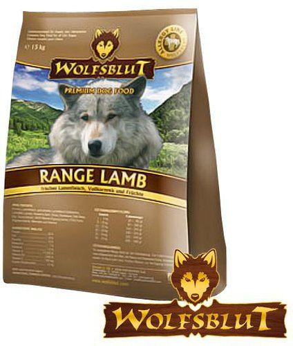 wolfsblut range lamb 15 kg ab g nstigen 55 49 kaufen. Black Bedroom Furniture Sets. Home Design Ideas
