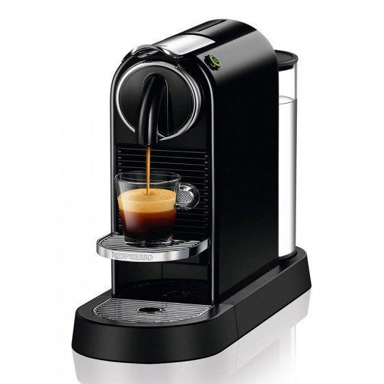 delonghi nespresso citiz en 166 preisvergleich ab 410 88. Black Bedroom Furniture Sets. Home Design Ideas