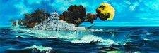 Trumpeter German Bismarck Battleship (03702)