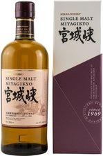 Nikka Whisky Miyagikyo Single Malt 0,5l 43%