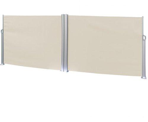 leco doppel seitenmarkise b 600 x h 160 cm preisvergleich ab 149 90. Black Bedroom Furniture Sets. Home Design Ideas