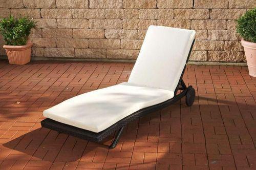 clp trading gmbh elba sonnenliege polyrattan preisvergleich ab 242 10. Black Bedroom Furniture Sets. Home Design Ideas