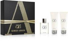 Giorgio Armani Code Pour Homme Set (3-teilig)