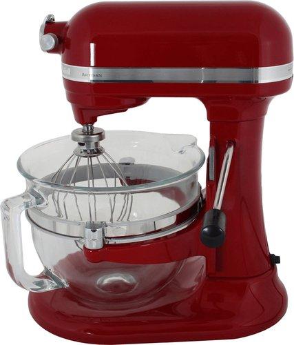 KitchenAid Artisan Küchenmaschine Empire Rot 5KSM6521X EER ...