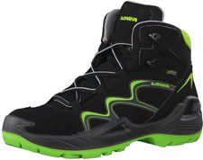 reputable site a79be 0439c Lowa Innox GTX Mid Junior Wanderschuhe