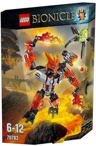 Lego Bionicle Hüter Des Feuers 70783 Günstig Kaufen