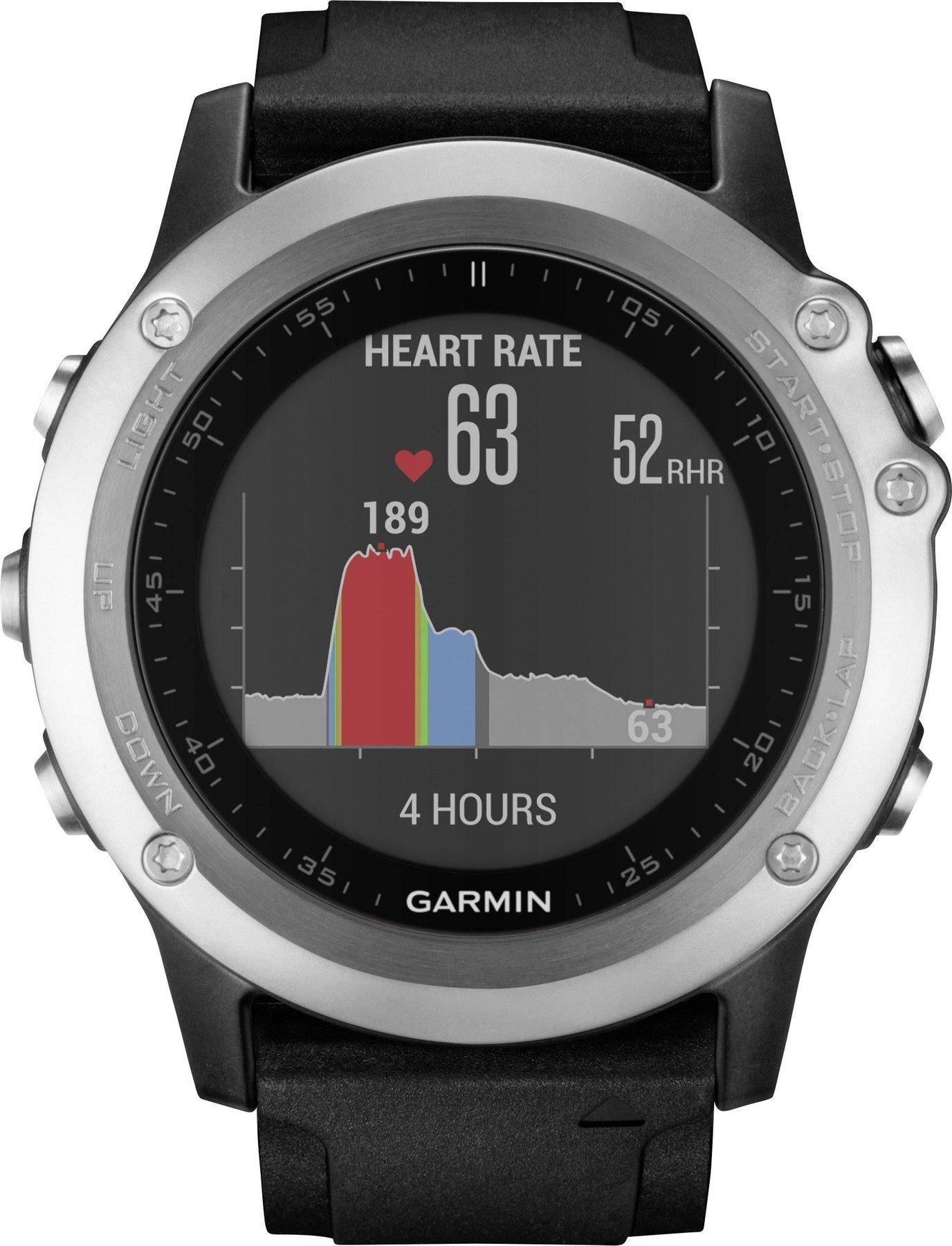Grau günstig kaufen Fitness & Jogging Garmin Fenix 3 Multisportuhr