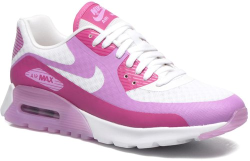 sports shoes 047ba 23bcb Nike W Air Max 90 Ultra Br Damen 36,5 Violet