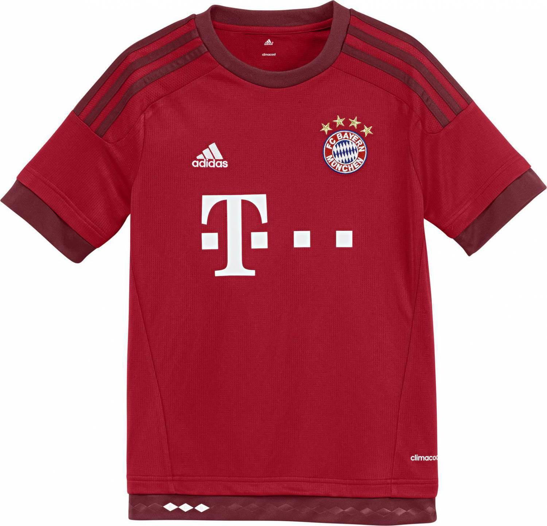 f14b591d5e637d Adidas FC Bayern Trikot Kinder 2016 günstig kaufen