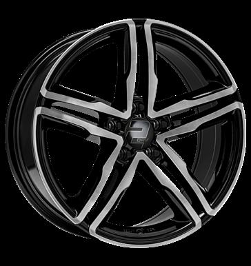 wheelworld wh11 8 5x19 schwarz hochglanzpoliert. Black Bedroom Furniture Sets. Home Design Ideas