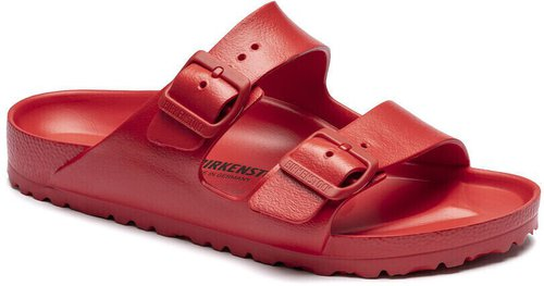 Pantoletten BIRKENSTOCK - Arizona 0129453 Red