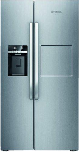Side By Side Kühlschrank Ohne Wasseranschluss Preisvergleich : Grundig gsbs fx ab u ac günstig im preisvergleich kaufen