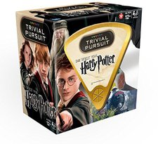 Winning Moves Trivial Pursuit Harry Potter (10876)