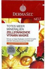 DermaSel Totes Meer Zellstärkende Vitamin Maske...