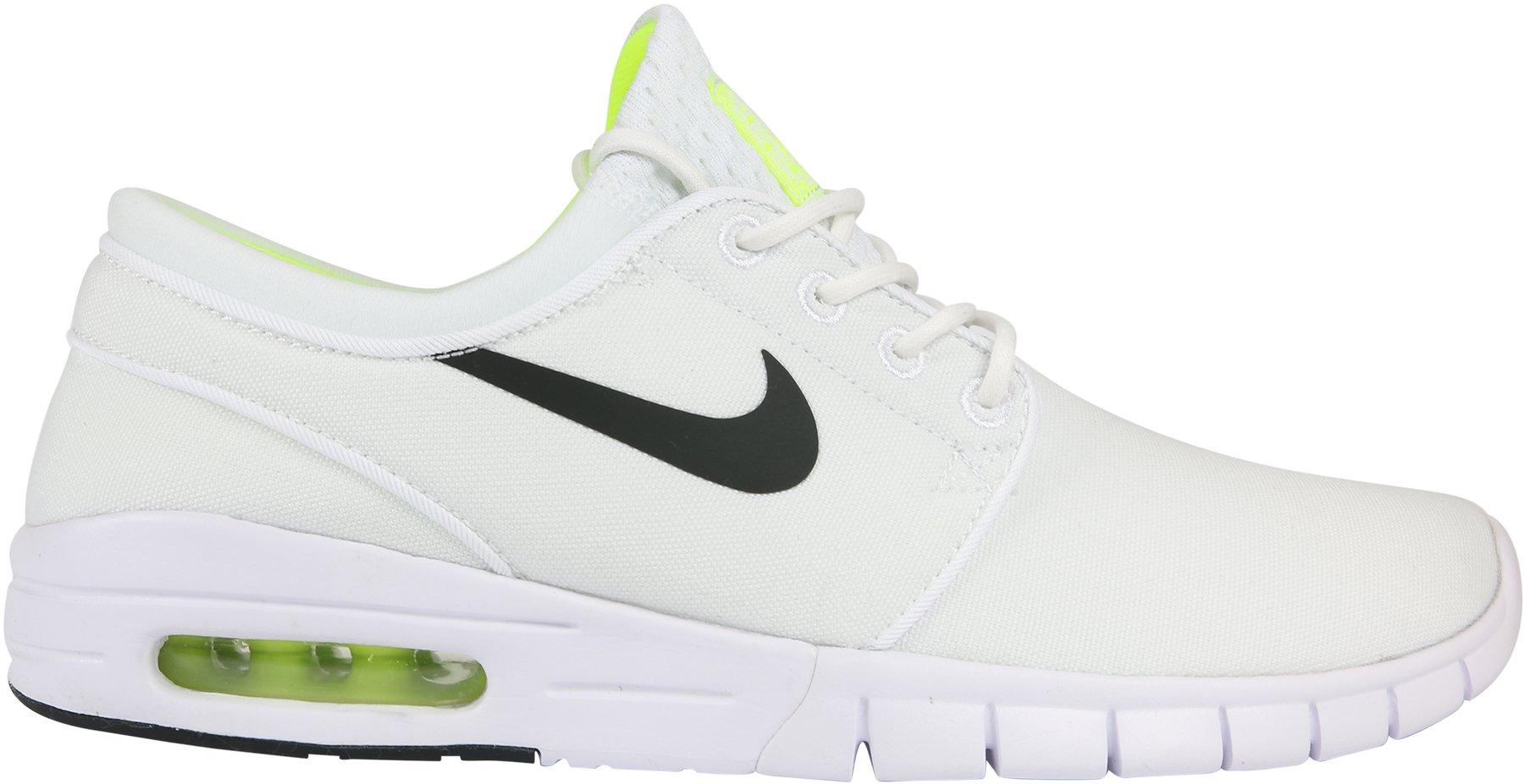 a2580f9f139fc6 Nike SB Stefan Janoski Max white volt white black ab 93