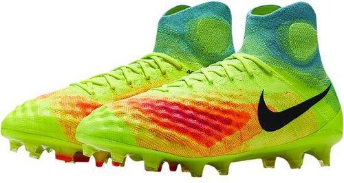 info for d4c24 c14b6 Nike Magista Obra II FG volt total orange pink blast black
