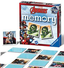 Ravensburger Marvel Avengers - Memory Game (22313)