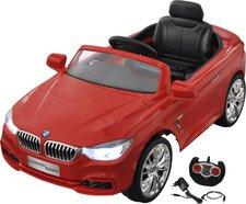 vidaXL Elektroauto mit Fernbedienung rot