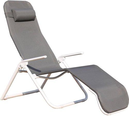 Leco Bäderliege weiß/grau (39001114) günstig kaufen