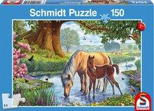 Schmidt Spiele Pferde am Bach