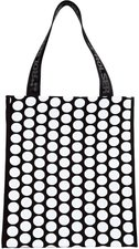 Rolser Shopping Bag Luna black/white