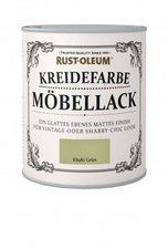 RUST-OLEUM Möbellack Kreidefarbe Khaki Grün Mat...
