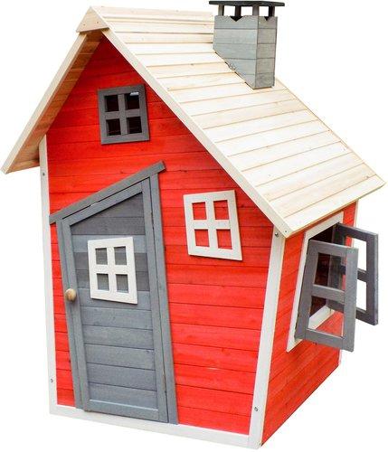spielhaus holz kaufen g nstig im preisvergleich bei preis de. Black Bedroom Furniture Sets. Home Design Ideas