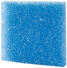 Hobby Filterschwamm grob (50 x 50 x 5 cm) blau