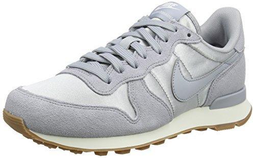 sports shoes b3ef9 e5c79 Nike Wmns Internationalist wolf grey wolf grey sail gum med brown günstig