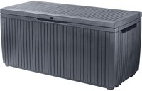 tepro auflagenbox mit sitzfunktion 125 x 55 x 61 cm kaufen. Black Bedroom Furniture Sets. Home Design Ideas