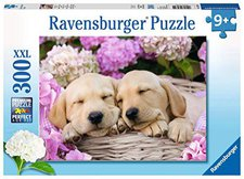 Ravensburger Süße Hunde im Körbchen