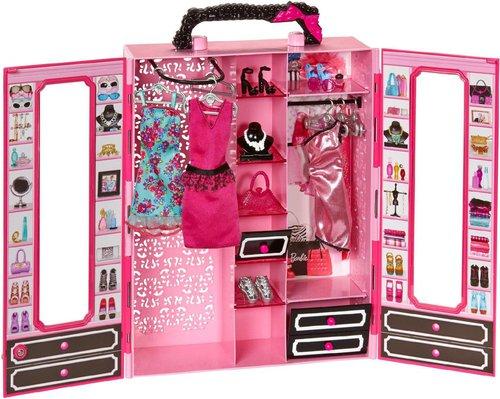 Mattel Barbie Schrankkoffer Preisvergleich ab 89,99 €