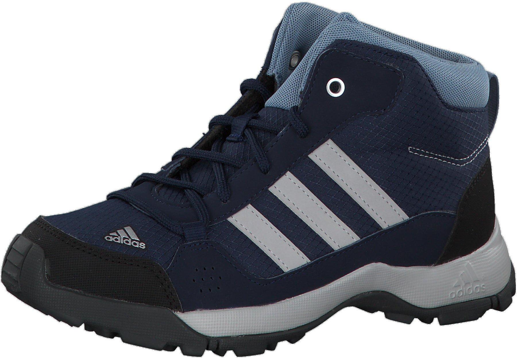 sale retailer 1e0a2 58878 Adidas HyperHiker Mid K (blau grau) günstig kaufen