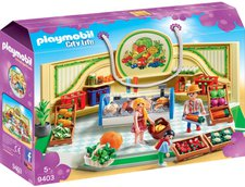 Playmobil City Life Bioladen (9403)