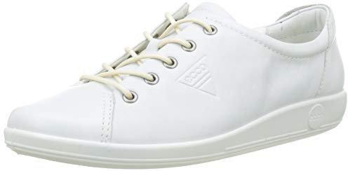 20913bc6a26ab7 Ecco Soft 2 white ab 63