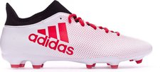 Adidas X 17.3 Firm Ground ftwr white/real coral...