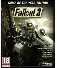 Bethesda Fallout 3: Game of the Year Edition (PC)